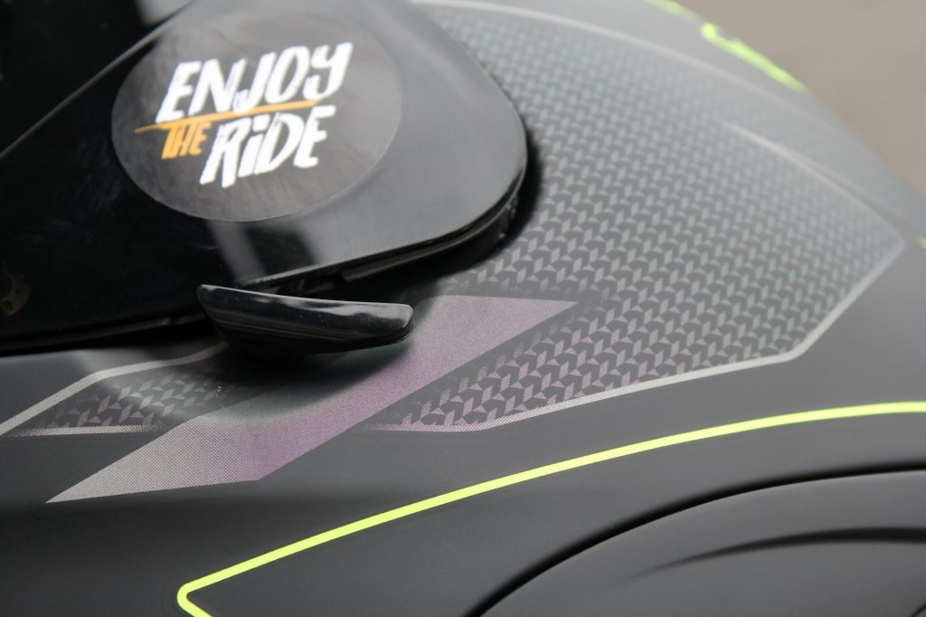 Le test du casque Scorpion EXO-2000 Evo Air pour EnjoyTheRide