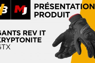 Test gants REV IT KRYPTONITE Goretex