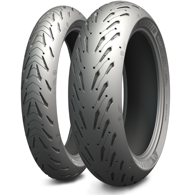 Neumático Michelin ROAD 5 120/70 ZR 17 M/C (58W) TL