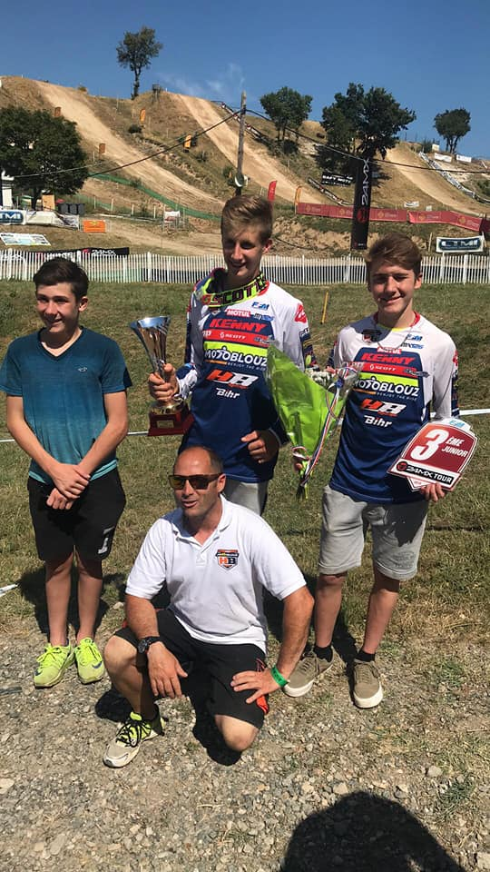 Championnat de france junior motocross