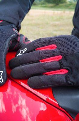 Essai des gants AlpineStars Kinetic