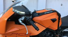 La KTM 1190 RC8 avec son string Easy Road