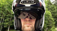 Focus sur le casque HJC RPHA 90 parmi les meilleurs casques modulables