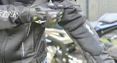 Blouson Bering Mistral avec 3 niveaux de serrage aux bras