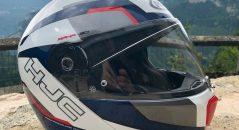 Le casque HJC RPHA 90 est un casque modulable de belle qualité