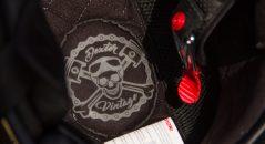 Intérieur du casque Dexter Marty