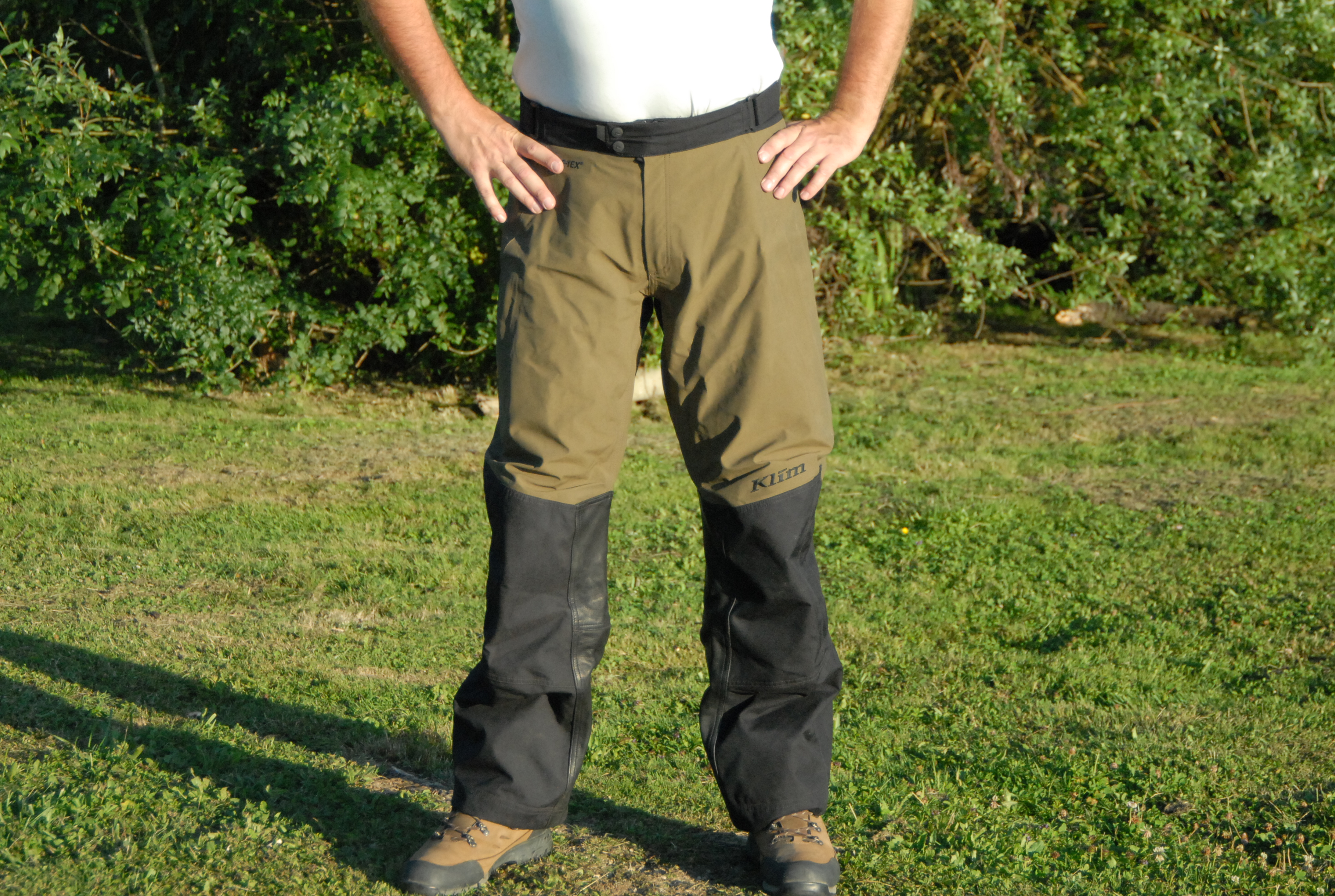 Le pantalon Klim Traverse de face