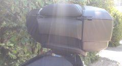 Le dosseret du top case Shad SH 58X en position XL