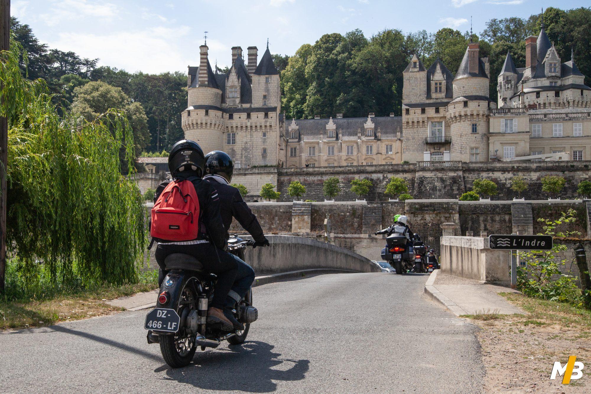 motoblouz days chateau usse