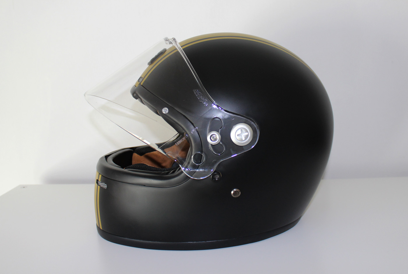 Design du casque Astone GT Retro