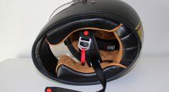 Fermeture du casque Astone GT Retro
