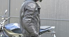 Le blouson Bering Mistral au look sportif