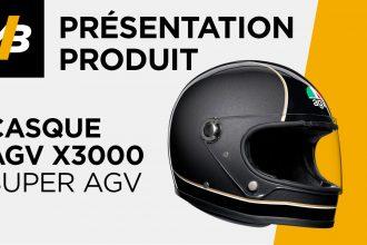 CASQUE VINTAGE AGV X3000