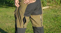 Vue arrière du pantalon de l'ensemble Klim Traverse