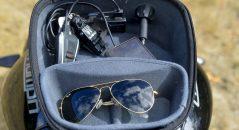 Compartiment lunettes