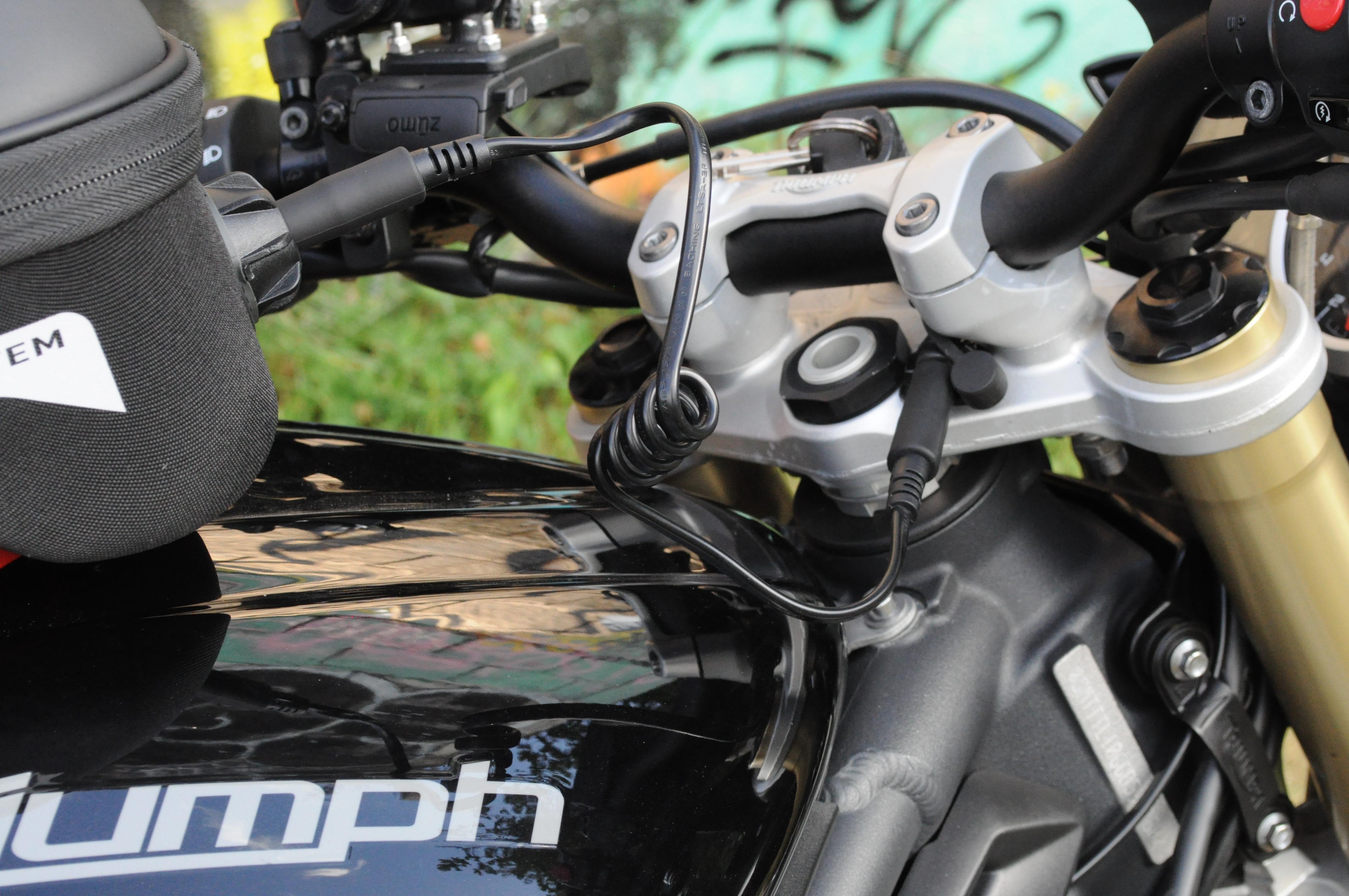 Hub rechargement GIVI ST 602 Sport-T