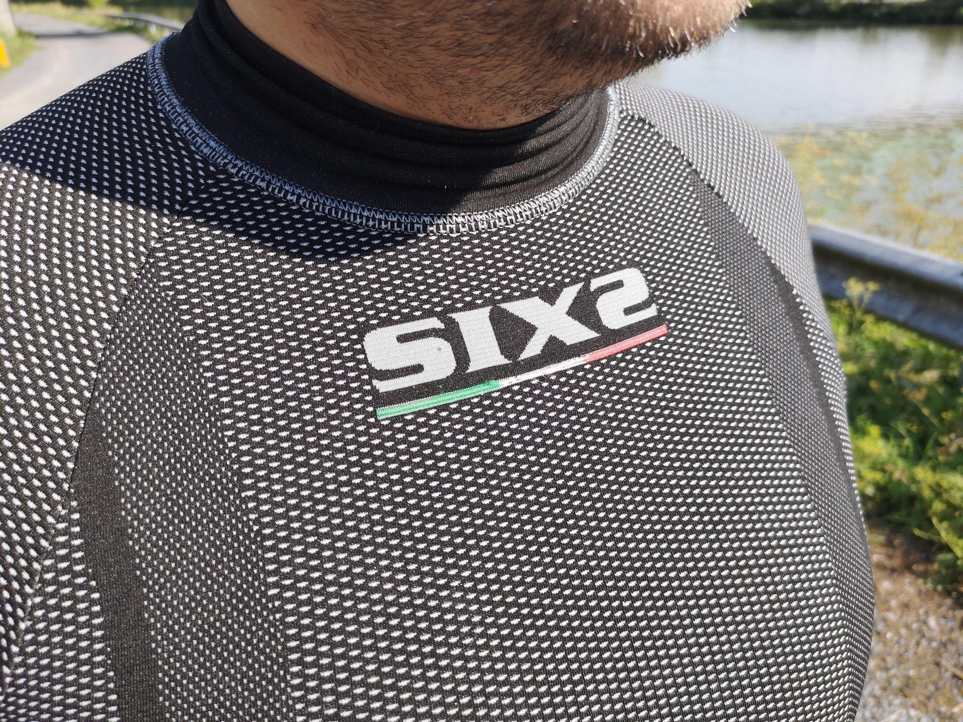 Tee-shirt technique Six2 TS3 : parfait en cas de canicule