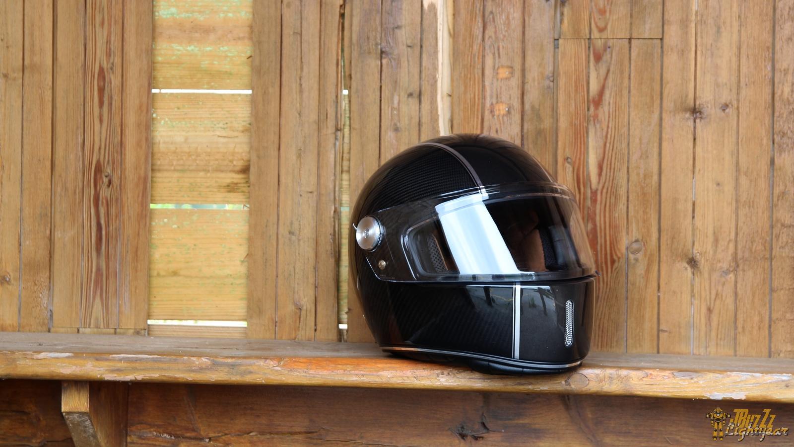 Design soigné pour le casque NEXX X.G100 Racer