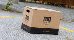 Emballage signé NEXX pour le casque NEXX X.G100 Racer