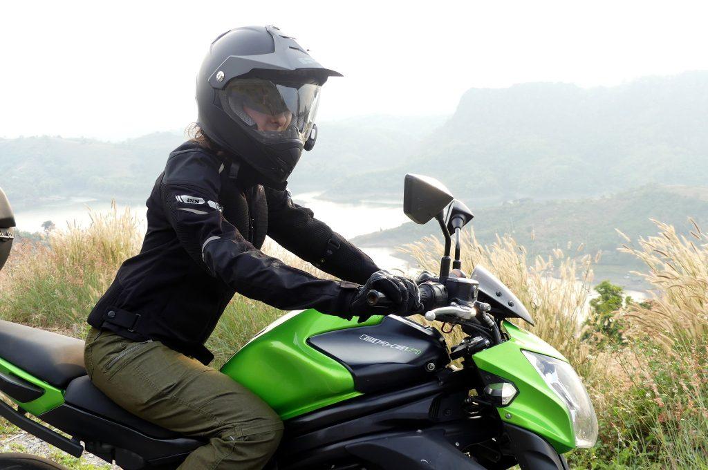Les Furygan TD21 Lady, des gants taillés pour les motardes, mais également disponibles en version masculine