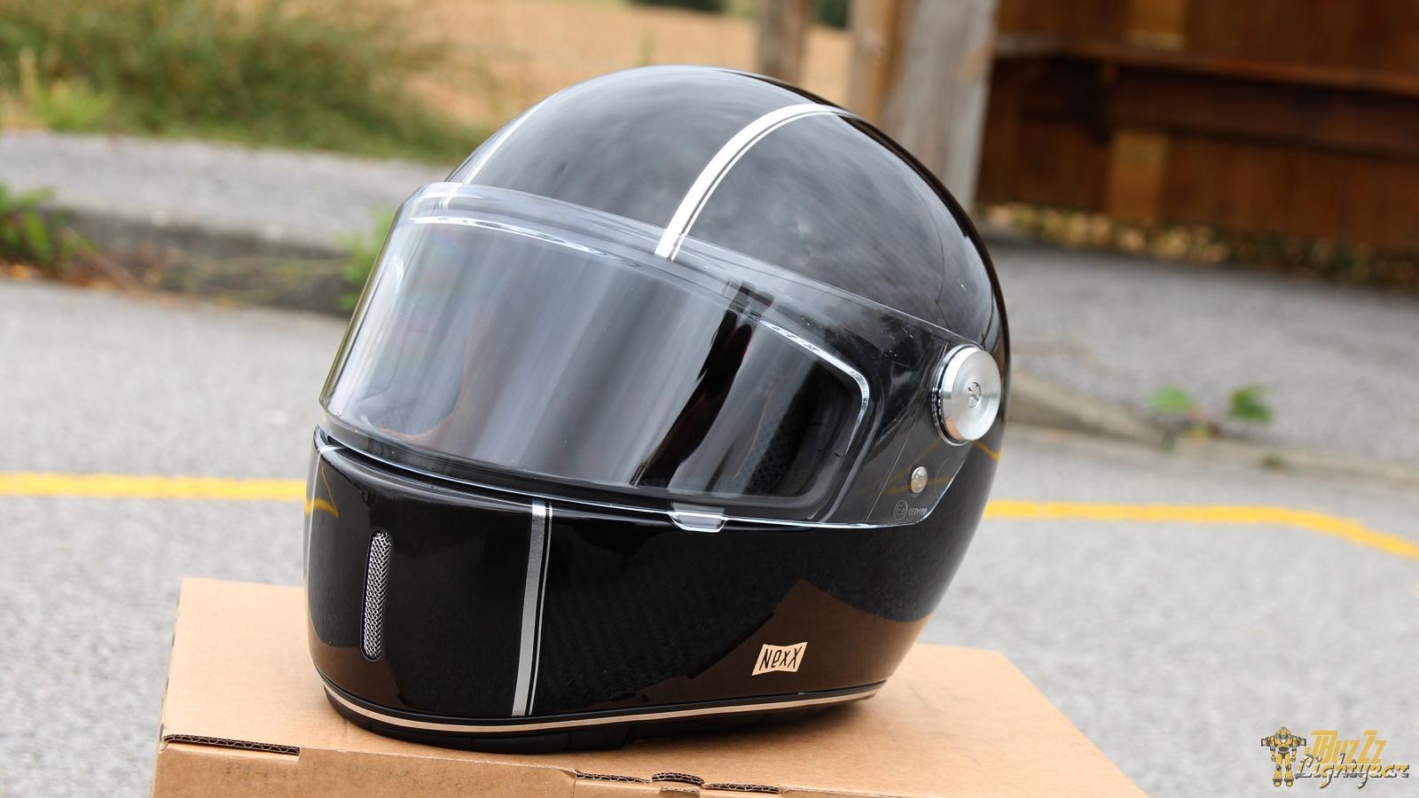 Vision du casque NEXX X.G100 Racer