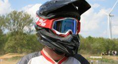 Masque sur casque Shoei VFX-WR
