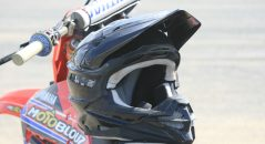 Design du casque Shoei VFX-WR
