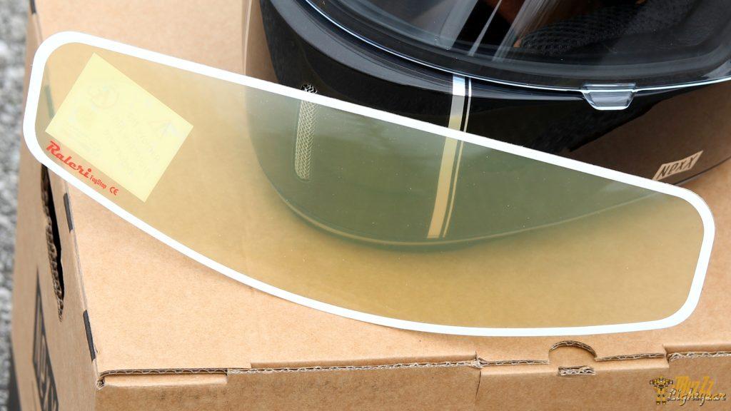 Un écran anti-buée dans un casque intégral vintage ? Certains crieront au sacrilège… Merci NEXX !