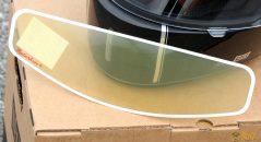Ecran anti-buée sur le casque NEXX X.G100 Racer
