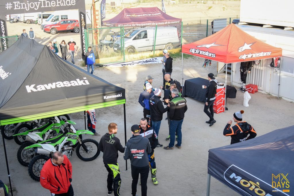 Bienvenue au premier MX Days Motoblouz x Pirelli