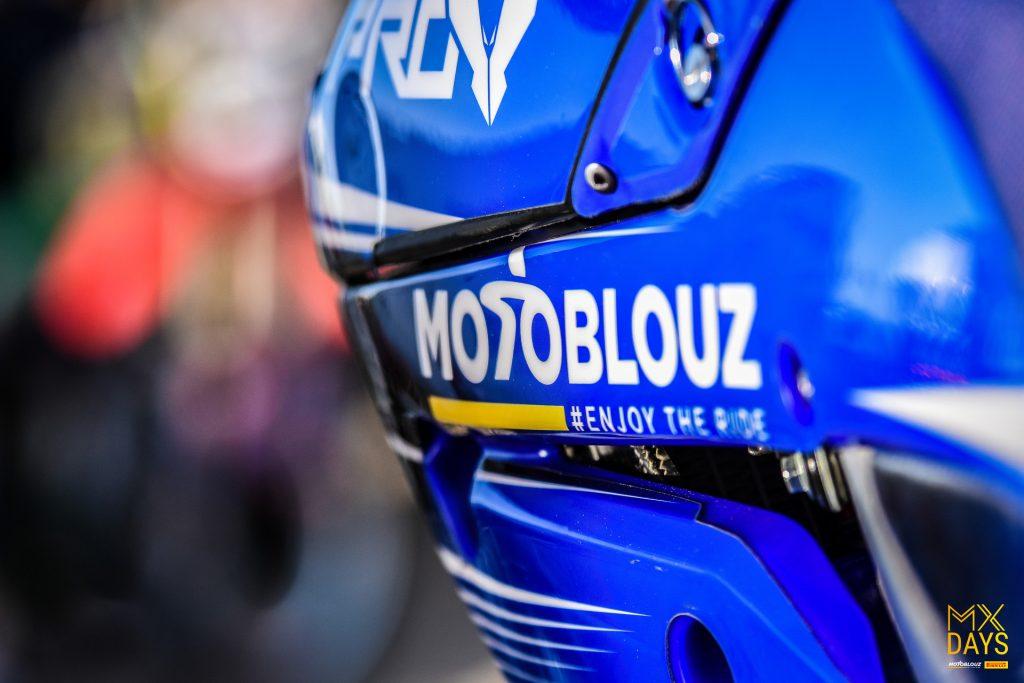Team #EnjoyTheRide au MX Days Motoblouz