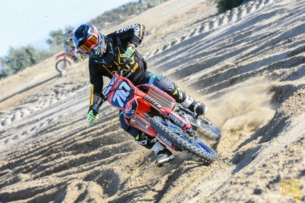 MX Days Motoblouz : du cross et du sable