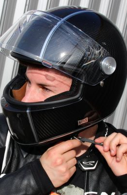 Casque NEXX X.G100 Racer avec bouble double-D