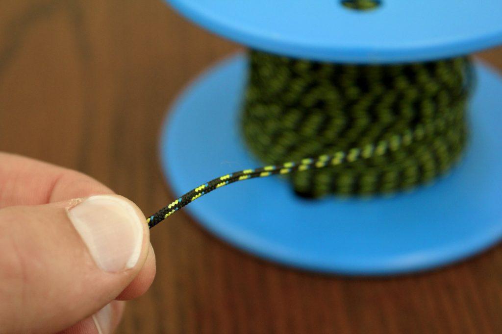 Ce fil Kevlar® est utilisé pour rayonner les roues de la moto de Travis Pastrana