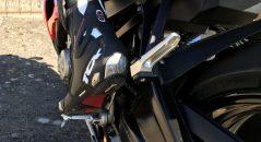 Sliders arrière des bottes TCX RT RACE PRO AIR