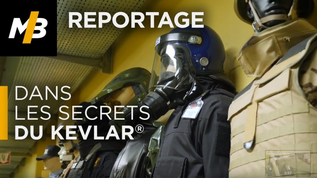 Kevlar : Tout savoir sur ce matériau hors norme