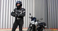 Tendance néo-rétro pour le casque NEXX X.G100 Racer
