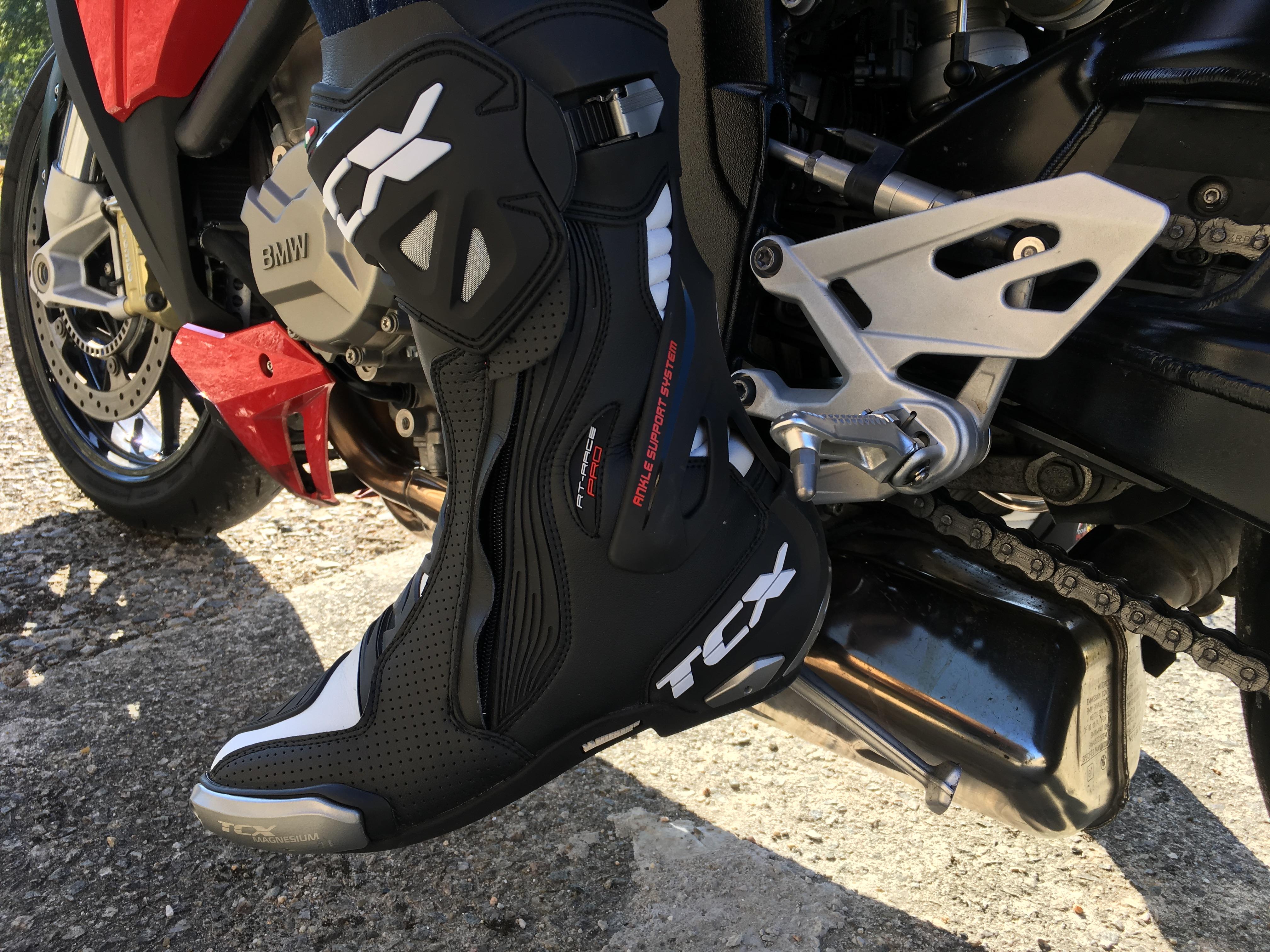Profilage arrière bottes TCX RT RACE PRO AIR