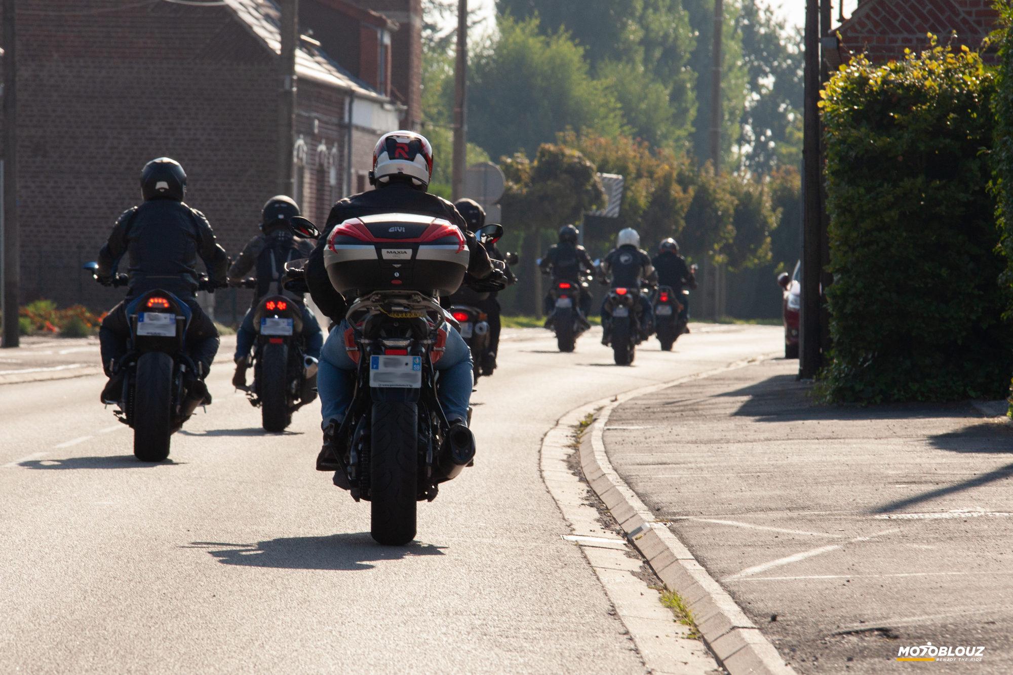 Balade moto Nord