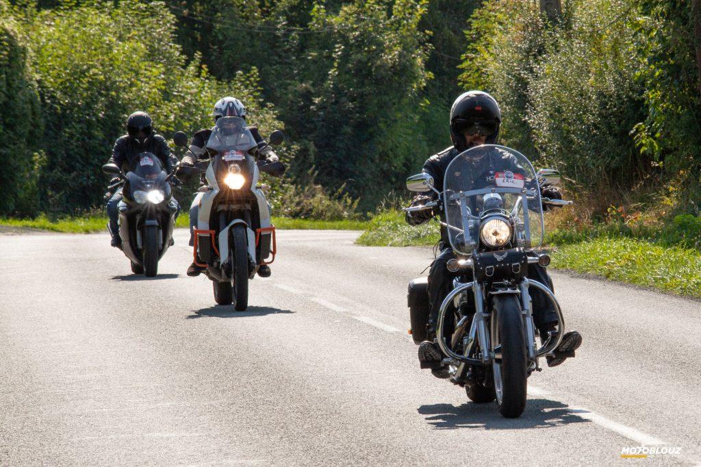 Toutes les motos sont taillées pour la balade !