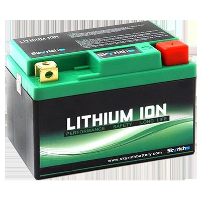 Vidéo : batterie Lithium-Ion Skyrich, quelles différences avec une batterie plomb ?