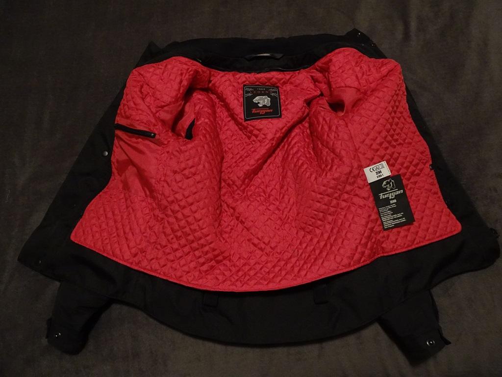 La doublure thermique de la veste Furygan Zeno