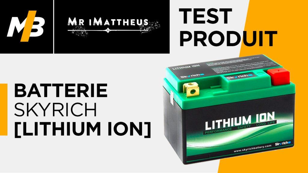 batterie-skyrich-lithium ion