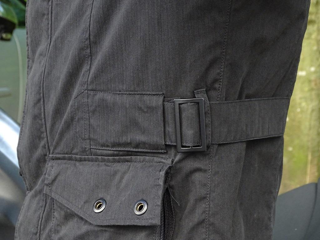 Serrage à la taille pour la veste Furygan Zeno