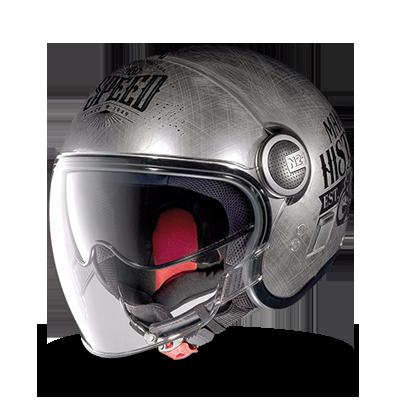 Essai du casque Jet Nolan N21 Visor