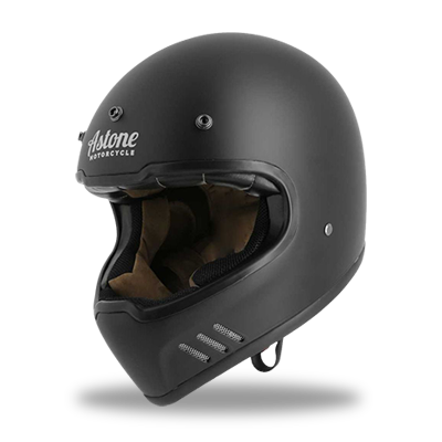 Prueba: Casco Astone SUPER RETRO