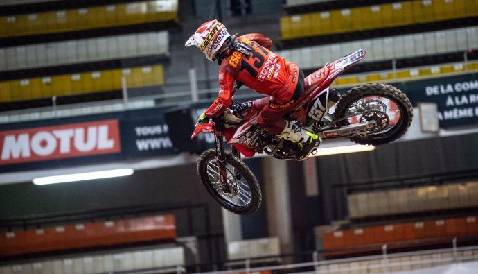 Résultats Supercross de Lyon