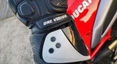 Large renfort manchette sur les Gants racing AlpineStars GP Pro