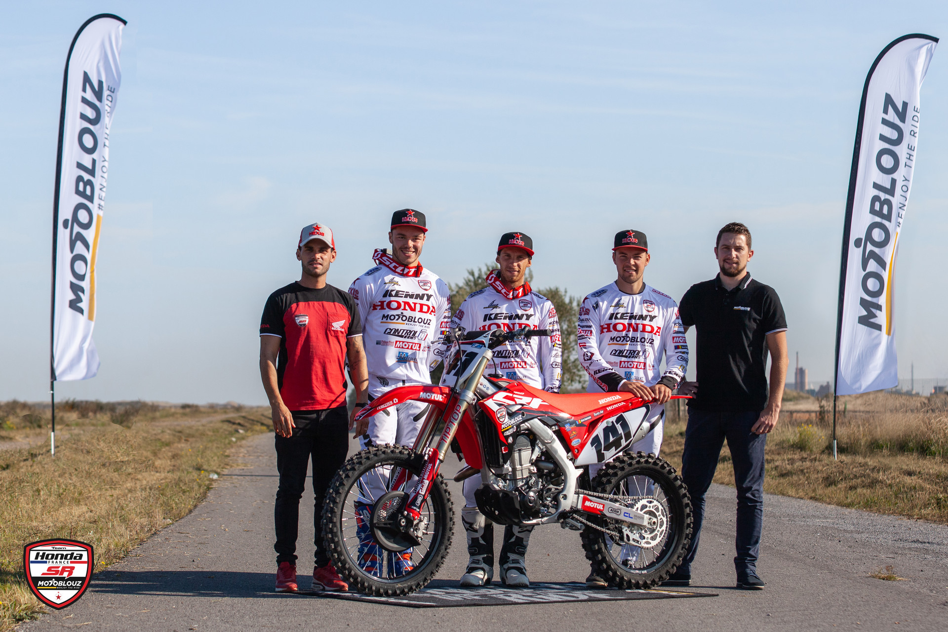 Team Honda SR