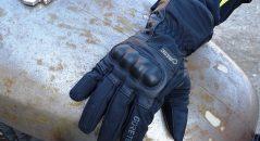Empiècements gants hiver Bering Yucca